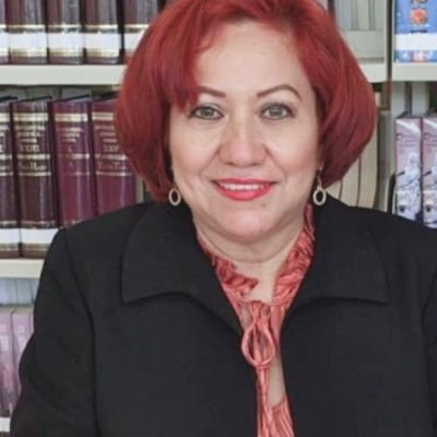 Prof.ª Dra. Sonia Escalante López